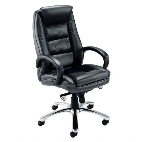 Helena Leather Heavy Duty Office Chair 20 stone